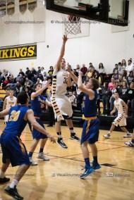 Varsity Basketball Vinton-Shellsburg vs Benton Community-9685