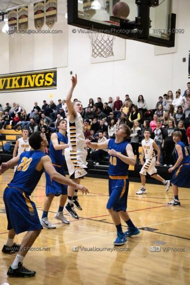 Varsity Basketball Vinton-Shellsburg vs Benton Community-9686