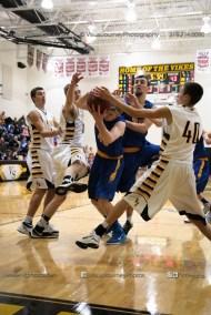 Varsity Basketball Vinton-Shellsburg vs Benton Community-9707