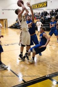 Varsity Basketball Vinton-Shellsburg vs Benton Community-9817