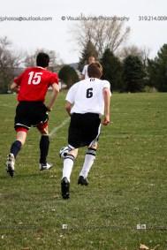 Boys Soccer - CPU vs Western Dubuque-4020