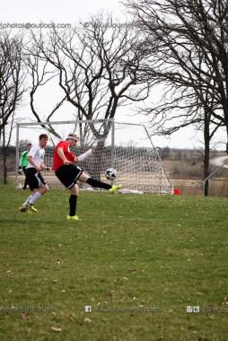 Boys Soccer - CPU vs Western Dubuque-4049