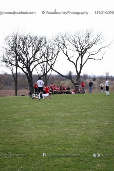 Boys Soccer - CPU vs Western Dubuque-4056