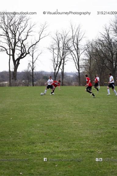 Boys Soccer - CPU vs Western Dubuque-4070
