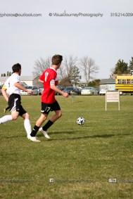 Boys Soccer - CPU vs Western Dubuque-4132