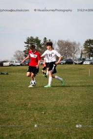 Boys Soccer - CPU vs Western Dubuque-4148