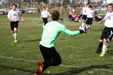 Boys Soccer - CPU vs Western Dubuque-4219