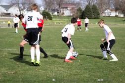 Boys Soccer - CPU vs Western Dubuque-4250