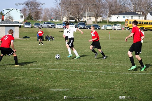Boys Soccer - CPU vs Western Dubuque-4331