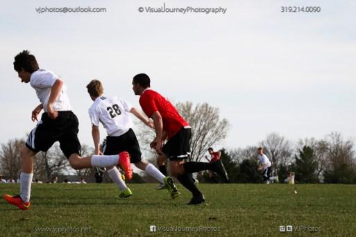 Boys Soccer - CPU vs Western Dubuque-4364