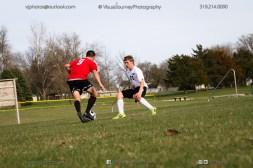 Boys Soccer - CPU vs Western Dubuque-4379