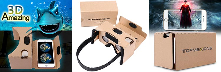 Google Cardboard VR is the cheapest possible VR headset, yet it actually works really well as a fun toy and as a great introduction to VR
