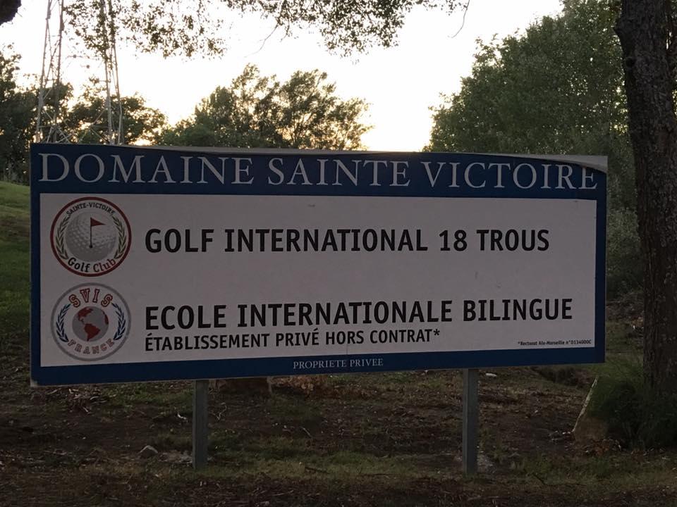 Sainte Victoire International School.