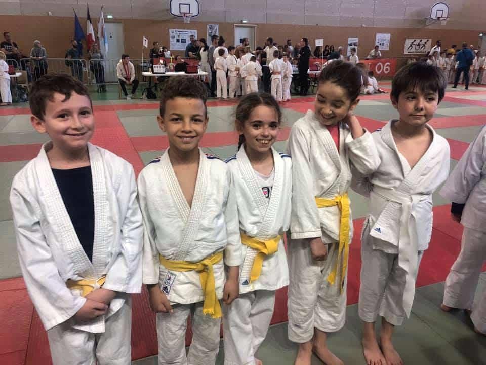 18 éme Tournoi Henry Courtine ajcm judo1
