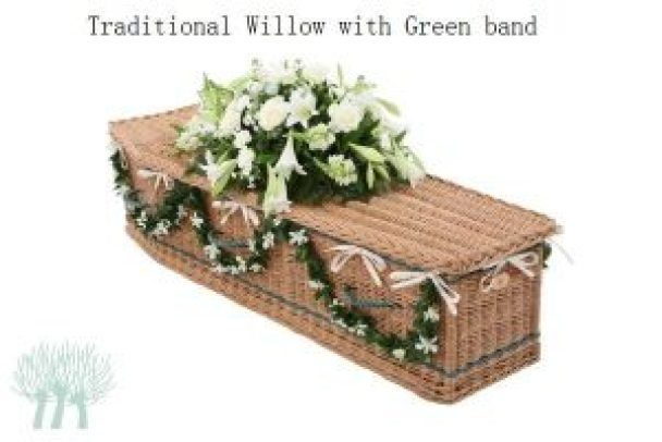 Traditional green band