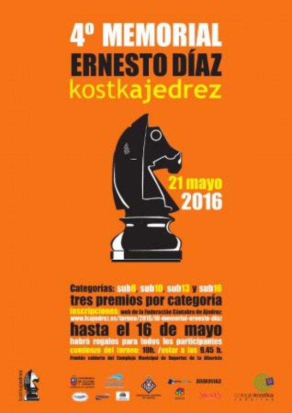 IV Memorial Ernesto Díaz