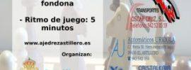 Cartel Fiestas San José 2017