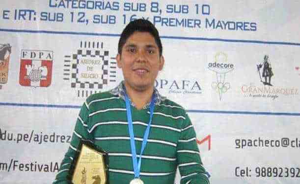 Renato Terry campeón