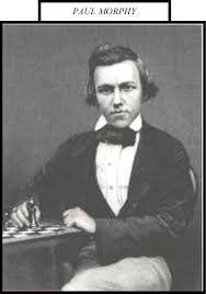 Clases de ajedrez online-Paul Morphy
