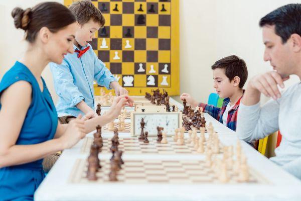 academia de ajedrez
