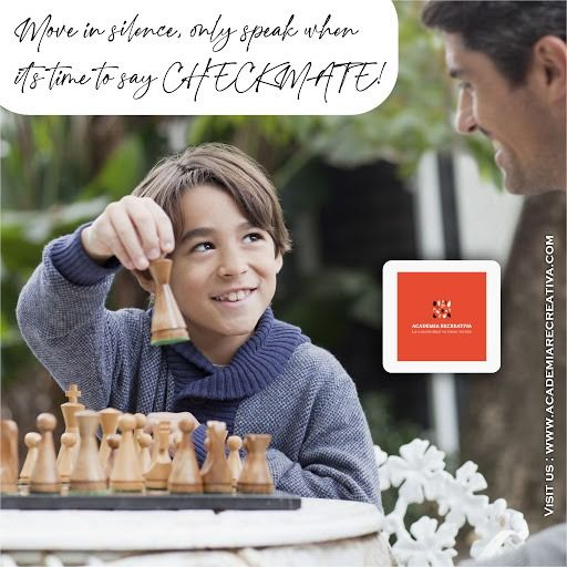 ajedrez en la escuela 11.EL AHOGADO-ajedrez alicante