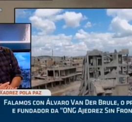 Entrevista en TVG