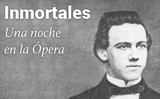 Inmortales, Morphy contra Isouard