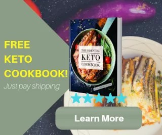 What is the Essential Keto Cookbook health tips?