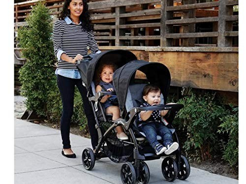 baby trend sit and stand double stroller and super stroller