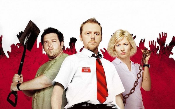 Learning from Shaun of the Dead's plot structure - A J  Fontenot