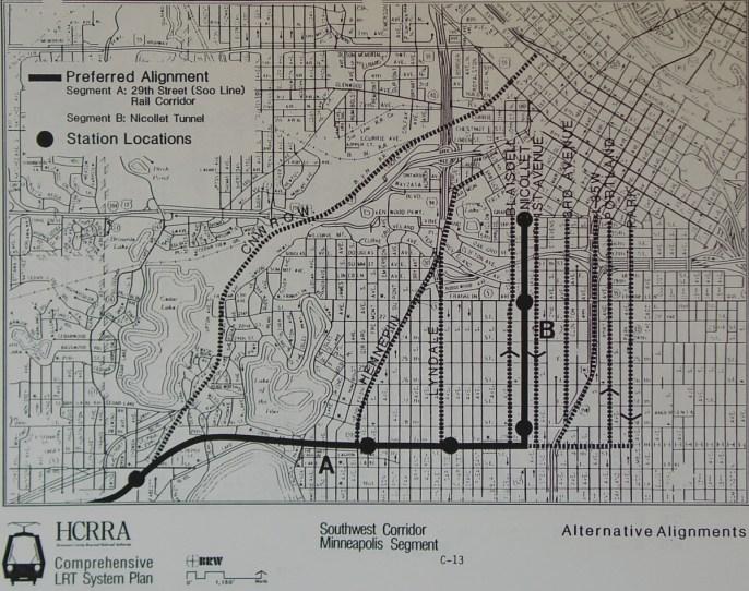 1990 Southwest Plan