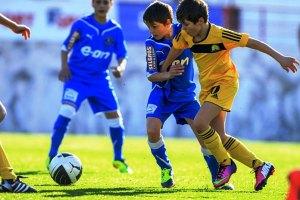 Victorie pentru juniorii D la zona de la Chiajna