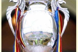 Miercuri 14 martie se joaca restanta din Cupa Romaniei