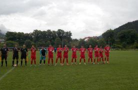 CSM Focșani a câștigat prima manșă a barajului și este cu un pas în liga a treia