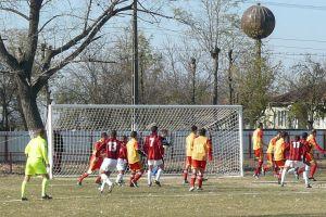 Vrancea – Constanta, in barajul de promovare in liga a treia