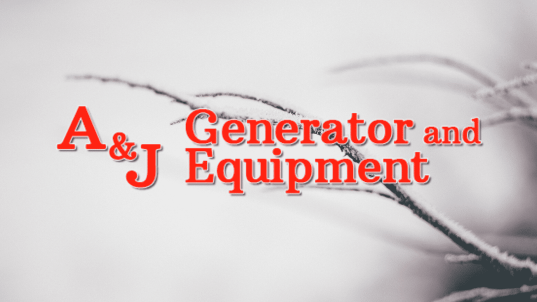 Bad Weather and Generators