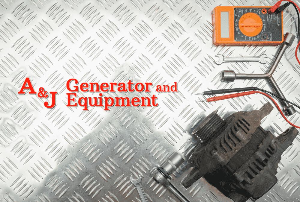 Generator Maintenance Tools