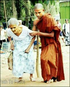 Monk Assisting