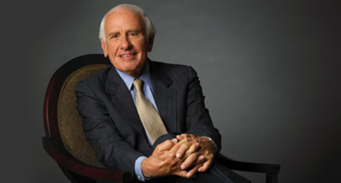 Parting Words Inspired by Jim Rohn
