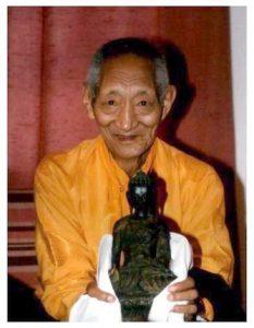Kalu Rinpoche (Montpellier, 1987)