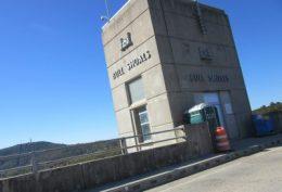 Crossing Bull Shoals Dam