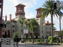 Formerly the Hotel Alcazar, this is now the Lightner Museum