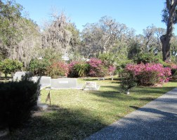 2 of 2 pictures of the beautiful cemetery