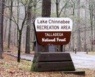 Lake Cinnabee