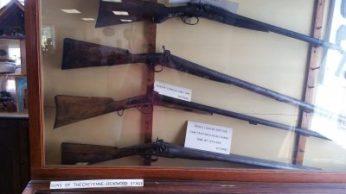 Stagecoach guns