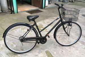 アジトドラムスクールの自転車が変わりました!