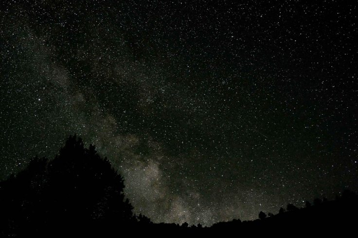 Milky Way from the John Day area of central Oregon, 28May2015, Photo by Allan J Jones