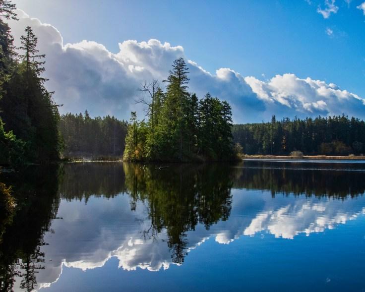 Anderson Lake by Allan J Jones Photography