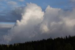 Clouds at Gardiner