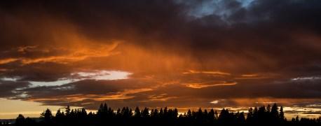 Verga and Sunset